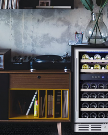 What Is The Difference Between A Wine Cooler And A Wine Cabinet