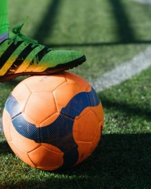 How can you deflate a soccer ball?